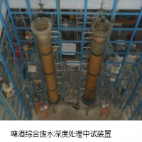 啤酒综合废水深度处理与回用技术