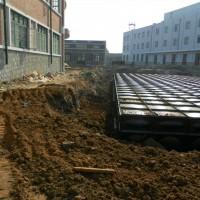 地埋式不锈钢箱泵一体化