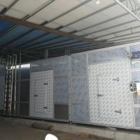 德尔科全不锈钢定制低温除湿热泵污泥干化设备