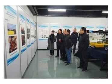 """天津市政府召开""""十三五""""水专项滨海工业带废水污染控制与生态修复综合示范项目现场调研推进会"""